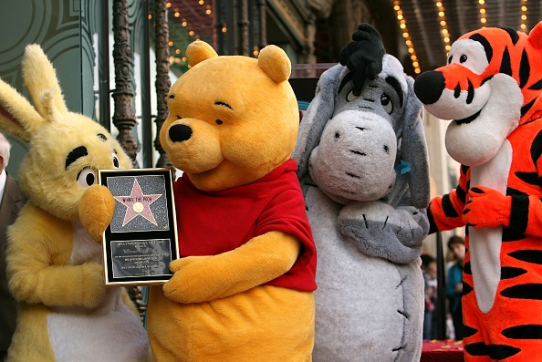 El Capitan Theatre「Winnie The Pooh Receives A Star On Hollywood Walk of Fame」:写真・画像(4)[壁紙.com]