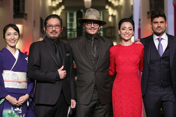 "Berlin International Film Festival「""Minamata"" Premiere - 70th Berlinale International Film Festival」:写真・画像(17)[壁紙.com]"