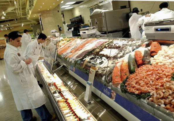 Fish「Time Warner Center Opens In New York CIty」:写真・画像(4)[壁紙.com]