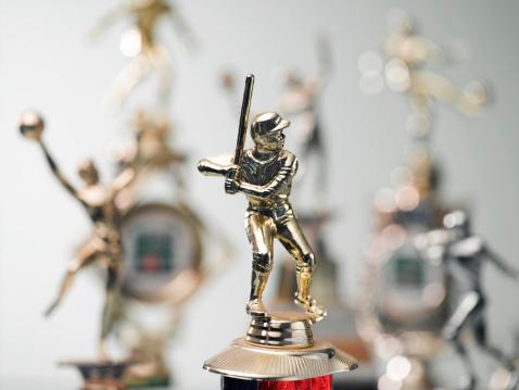 bat「Baseball Trophy」:スマホ壁紙(10)