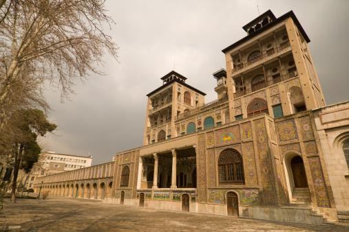 Tehran「Golestan Palace, Tehran, Iran」:スマホ壁紙(13)