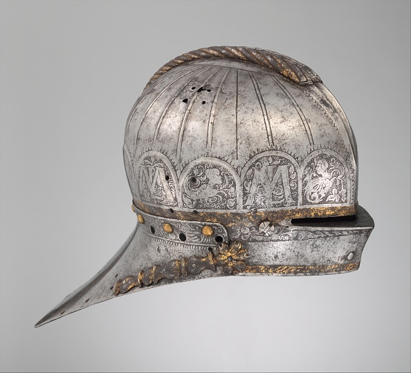 M「Jousting Sallet (Rennhut) Made For Louis Ii」:写真・画像(12)[壁紙.com]