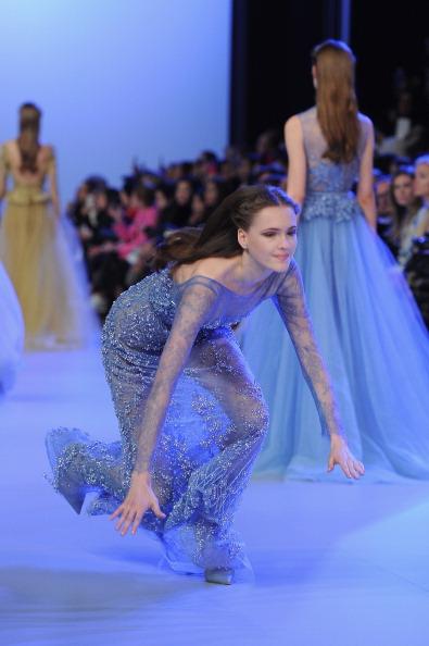 Misfortune「Elie Saab : Runway - Paris Fashion Week - Haute Couture S/S 2014」:写真・画像(2)[壁紙.com]