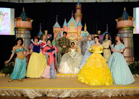 Princess「Princess Tiana�s Official Induction Into The Disney Princess Royal Court」:写真・画像(14)[壁紙.com]