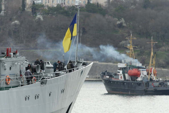 2014 Russian Military Intervention in Ukraine「Tensions Grow In Crimea As Diplomatic Talks Continue」:写真・画像(17)[壁紙.com]
