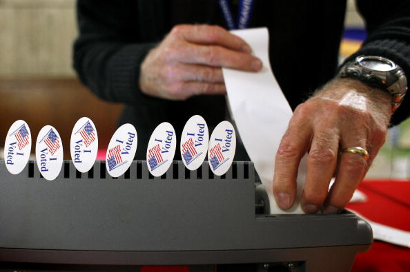 Politics「Texas Begins Early Voting Ahead Of March 4 Primary」:写真・画像(14)[壁紙.com]