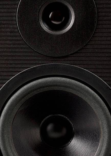 Stereo speaker close up:スマホ壁紙(壁紙.com)