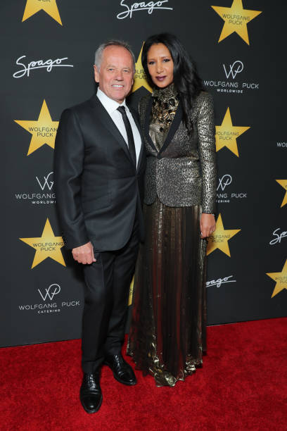 Gelila Assefa Puck Hosts Celebration In Honor Of Wolfgang Puck Receiving A Star On The Hollywood Walk Of Fame - Arrivals:ニュース(壁紙.com)