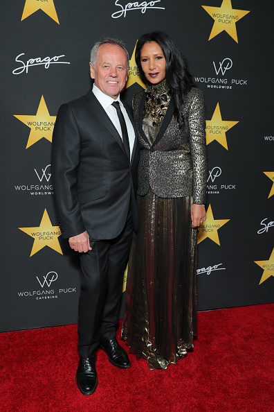 光栄「Gelila Assefa Puck Hosts Celebration In Honor Of Wolfgang Puck Receiving A Star On The Hollywood Walk Of Fame - Arrivals」:写真・画像(5)[壁紙.com]
