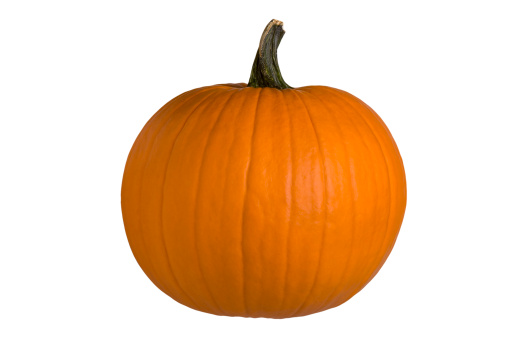 Gourd「Round Halloween Pumpkin, Perfect – Clipping Path」:スマホ壁紙(10)