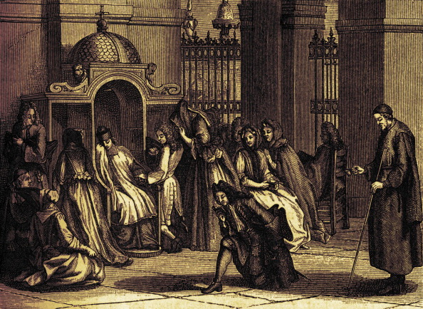 18th Century Style「Clergy during the reign」:写真・画像(8)[壁紙.com]