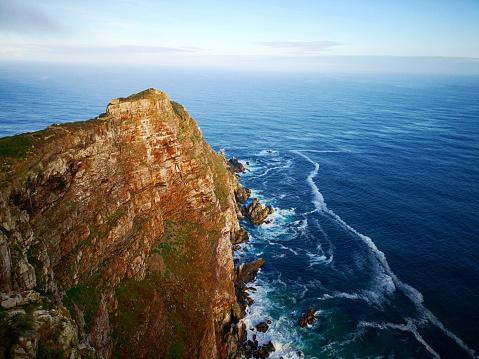 Steep「Cape Town cape of good hope cliff landscape at sunset」:スマホ壁紙(10)