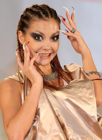 Anna Tsuchiya「Nail Queen 2009 Awards Ceremony」:写真・画像(0)[壁紙.com]