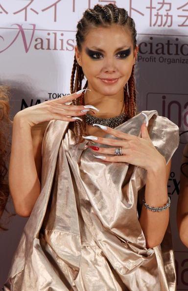 Anna Tsuchiya「Nail Queen 2009 Awards Ceremony」:写真・画像(16)[壁紙.com]