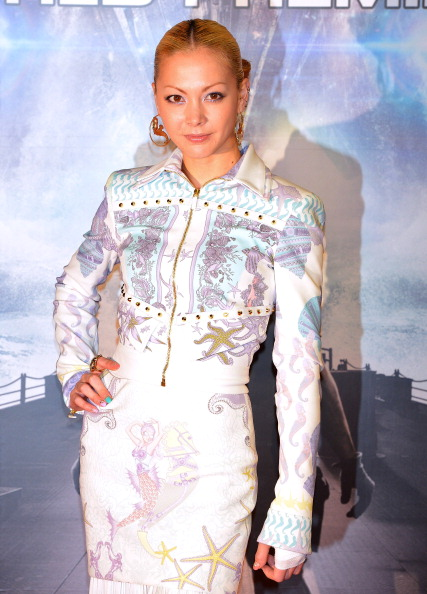 Anna Tsuchiya「'Battleship' Japan Premiere」:写真・画像(6)[壁紙.com]