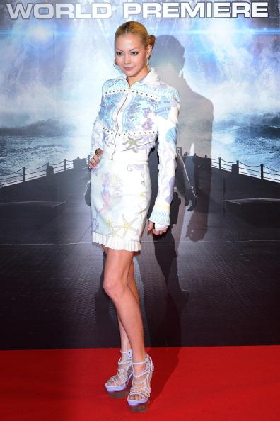 Anna Tsuchiya「'Battleship' Japan Premiere」:写真・画像(4)[壁紙.com]