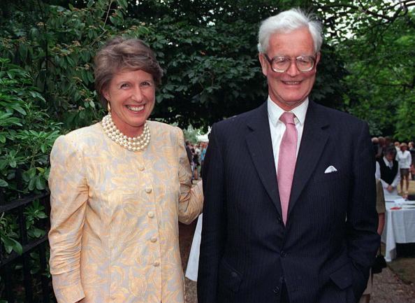 Tim Graham「Douglas Hurd And Wife Judy」:写真・画像(3)[壁紙.com]