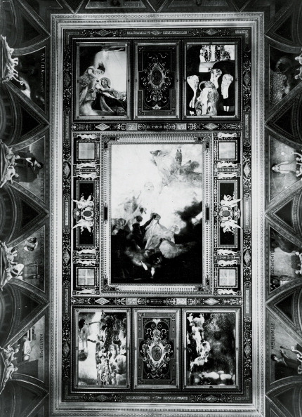 University「Reconstruction Of The Planned Assembly Of The Faculty Paintings. University. Vienna. Photograph.」:写真・画像(7)[壁紙.com]