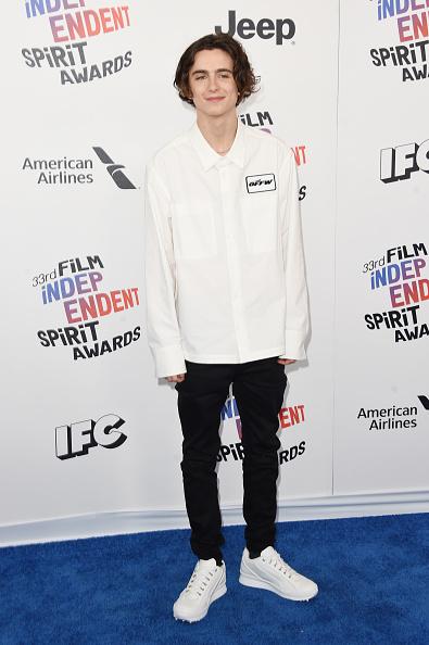 Jason Merritt「2018 Film Independent Spirit Awards  - Arrivals」:写真・画像(11)[壁紙.com]