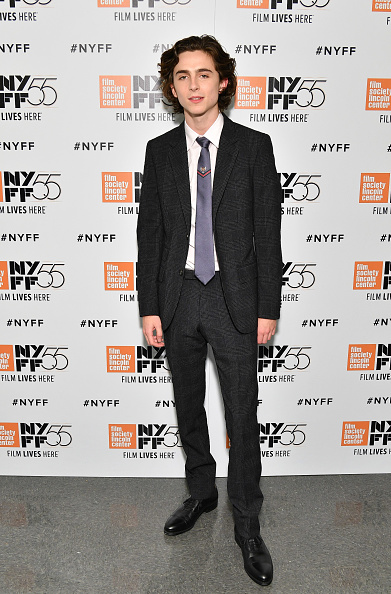 "Full Suit「55th New York Film Festival - ""Call Me By Your Name""」:写真・画像(4)[壁紙.com]"