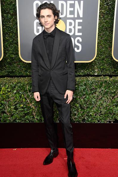 Golden Globe Award「75th Annual Golden Globe Awards - Arrivals」:写真・画像(11)[壁紙.com]