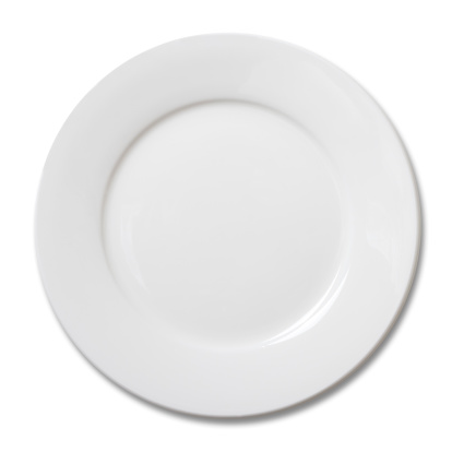 Serving Dish「Empty plate」:スマホ壁紙(3)