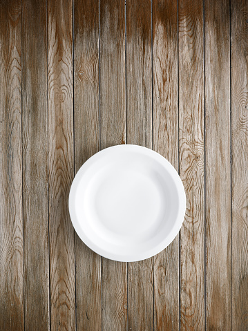 Dining Table「empty plate」:スマホ壁紙(1)