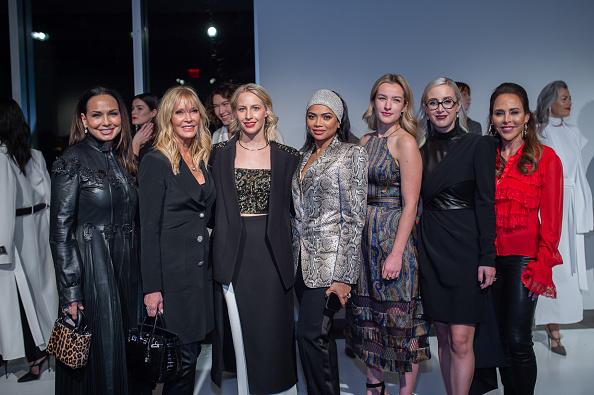 Moll Anderson「Burnett New York Pre-Fall Fashion Presentation And Launch Party」:写真・画像(3)[壁紙.com]