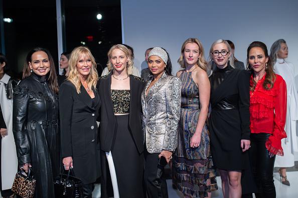 Moll Anderson「Burnett New York Pre-Fall Fashion Presentation And Launch Party」:写真・画像(4)[壁紙.com]