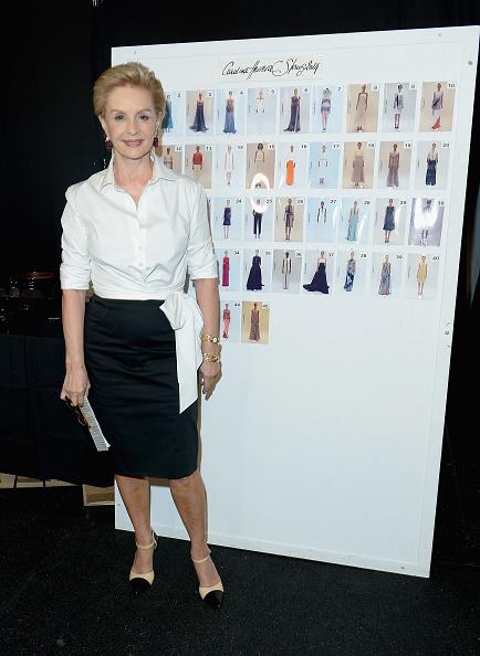 White Shirt「Carolina Herrera - Backstage - Mercedes-Benz Fashion Week Spring 2014」:写真・画像(18)[壁紙.com]