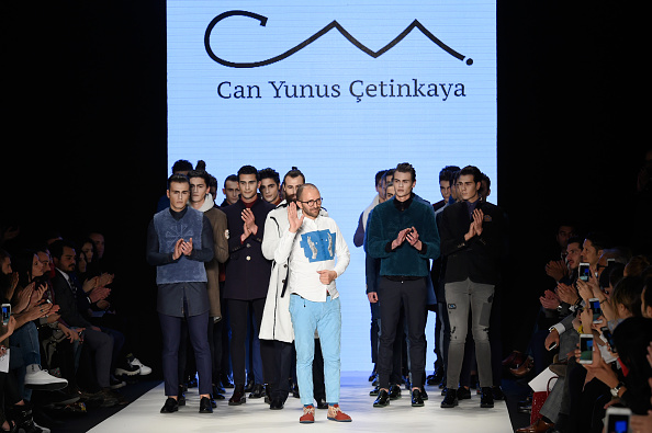 Winter Fashion Collection「Can Yunus Cetinkaya Runway - Mercedes-Benz Fashion Week Istanbul Autumn/Winter 2016」:写真・画像(3)[壁紙.com]