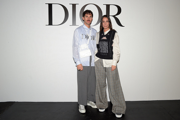 Spring Summer Collection「Dior : Guest Arrivals -  Paris Fashion Week - Womenswear Spring Summer 2021」:写真・画像(0)[壁紙.com]