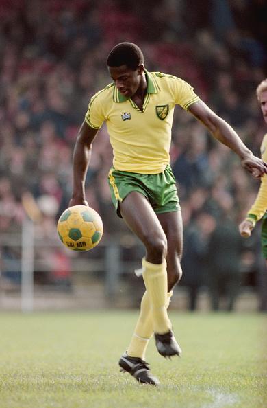 Club Soccer「Justin Fashanu Norwich City 1981」:写真・画像(17)[壁紙.com]