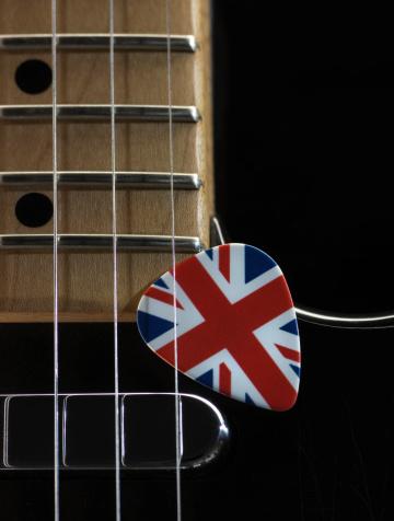 Guitar「Rock Music」:スマホ壁紙(7)