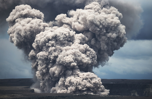 Hawaii Islands「Hawaii's Kilauea Volcano Erupts Forcing Evacuations」:写真・画像(14)[壁紙.com]