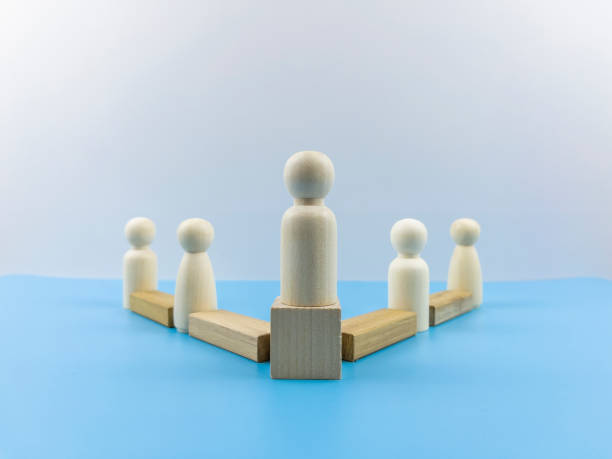 Man Leader or Leadership, Human resource, Talent management, Recruitment employee, Successful business team leader concept:スマホ壁紙(壁紙.com)