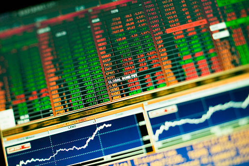 Global Finance「Screenshot of Stock and Bond Information」:スマホ壁紙(8)