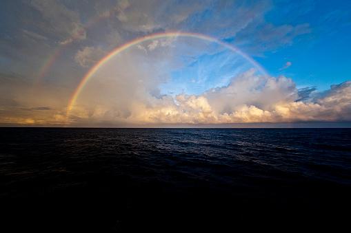 Double Rainbow「Rainbow」:スマホ壁紙(15)