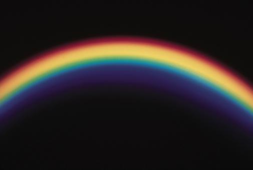 虹「Rainbow」:スマホ壁紙(18)