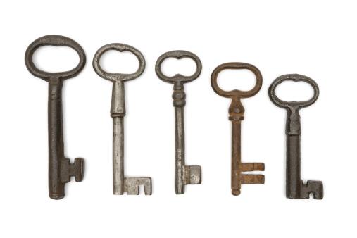 Skeleton Key「Five Old Keys」:スマホ壁紙(14)