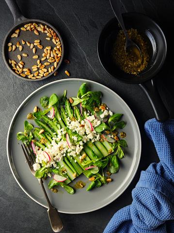 Radish「Spring Asparagus salad」:スマホ壁紙(13)