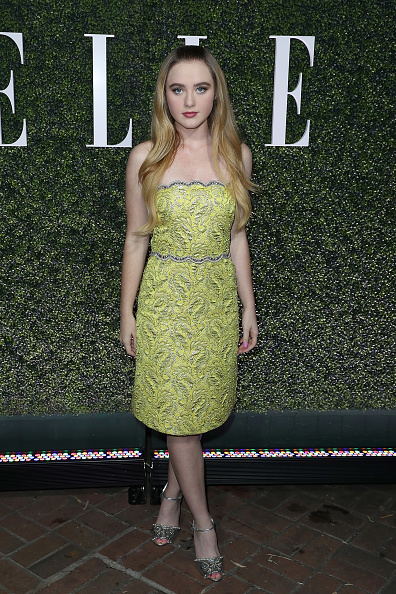 Yellow Dress「ELLE's Annual Women In Television Celebration 2017 - Red Carpet」:写真・画像(9)[壁紙.com]