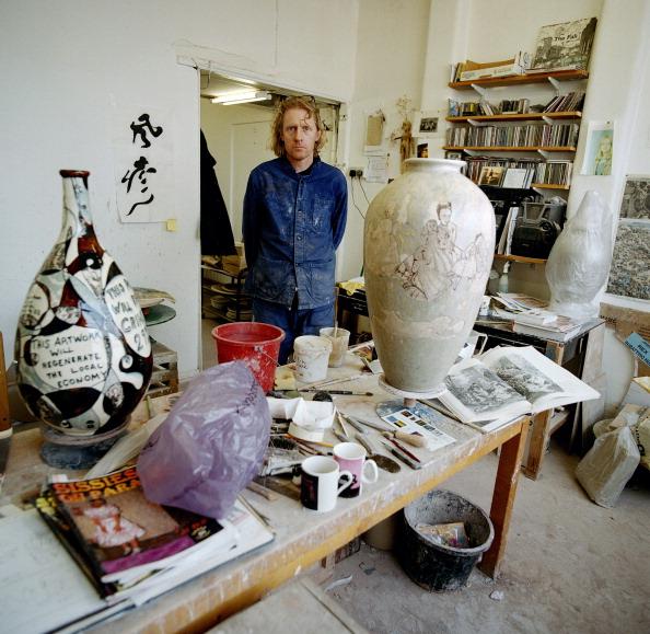 花瓶「Grayson Perry In Studio」:写真・画像(0)[壁紙.com]