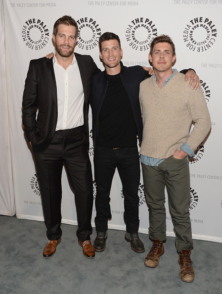 "Paley Center for Media - Los Angeles「The Paley Center For Media Presents FOX's ""Enlisted"" Premiere And Screening」:写真・画像(18)[壁紙.com]"