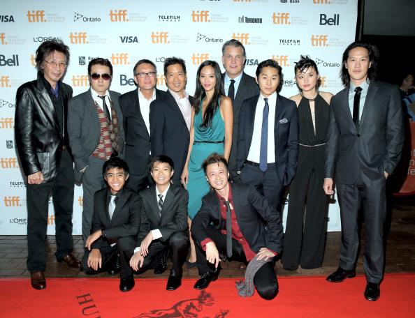 """Global「""""Revenge Of The Green Dragons"""" Premiere - 2014 Toronto International Film Festival」:写真・画像(12)[壁紙.com]"""