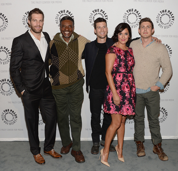 "Paley Center for Media - Los Angeles「The Paley Center For Media Presents FOX's ""Enlisted"" Premiere And Screening」:写真・画像(15)[壁紙.com]"