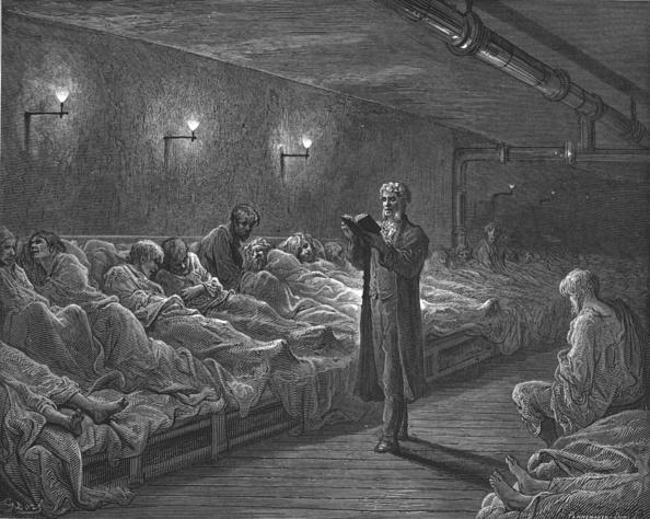 Hostel「Scripture Reader In A Night Refuge」:写真・画像(17)[壁紙.com]