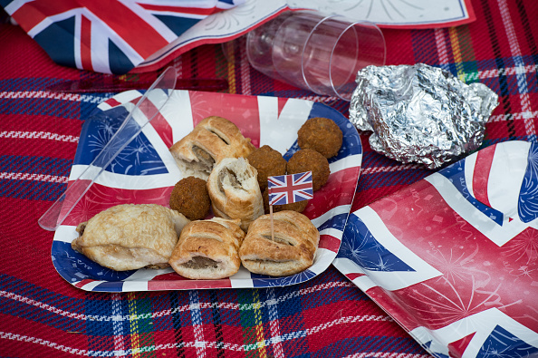 Picnic Blanket「The Patron's Lunch To Celebrate The Queen's 90th Birthday」:写真・画像(6)[壁紙.com]