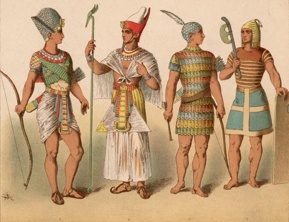 Traditional Clothing「Ancient Egyptians」:写真・画像(13)[壁紙.com]