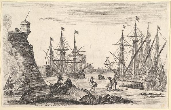 Calais「View Of A Part Of Calais (Veue Dun Coin De Calais)」:写真・画像(17)[壁紙.com]